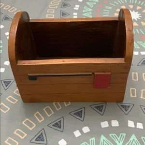 Other - Mail anyone ? 1985 letter holder!